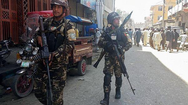 داعش  يتبنى الهجوم على مقر هيئة الاذاعة والتلفزيون الافغاني شرق البلاد
