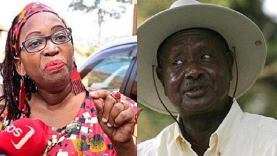 Poursuivie pour outrage, l'activiste ougandaise Stella Nyanzi refuse de se taire