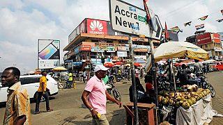 Au Ghana, vider les égouts pour éviter de nouvelles catastrophes