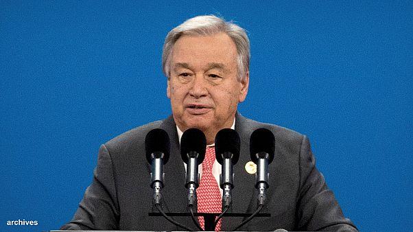 Guterres fordert EU zur engen Kooperation mit den UN auf