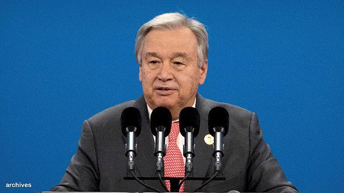 António Guterres al Parlamento europeo: l'ONU ha bisogno di un' Europa forte