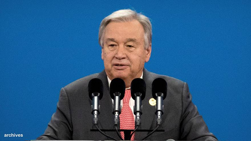 Guterres says success of UN depends on strong and united Europe