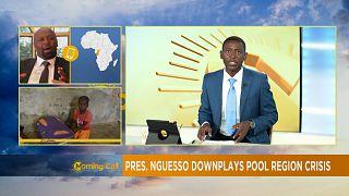 President Denis Sassou Nguesso downplays Pool region crisis [The Morning Call]