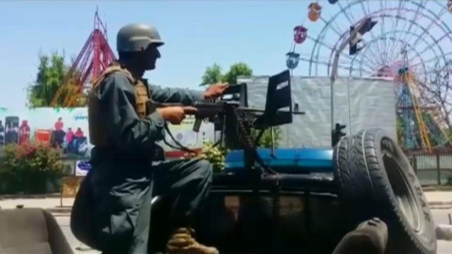 Daesh ataca TV afegã