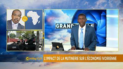 Côte d'Ivoire : les conséquences des mutineries sur l'économie ivoirienne