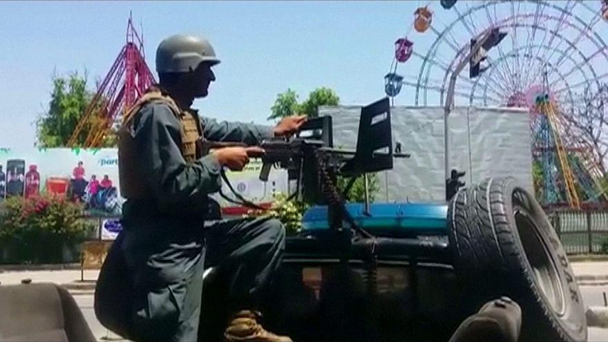Боевики совершили нападение на телецентр в Джелалабаде