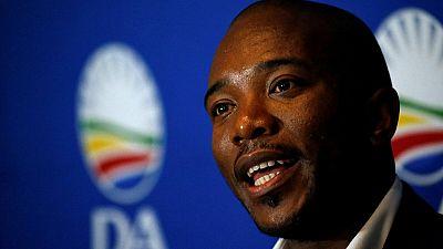 Afrique du Sud : Mumsi Maimane appelle à une coalition de l'opposition