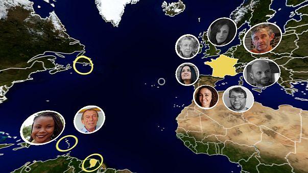 Ein immersives VR-Erlebnis auf Euronews : Die französischen Präsidentschaftswahlen