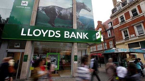 Londres culmina la privatización de Lloyds con 1.000 millones de euros de beneficios