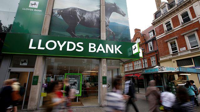 L'Etat britannique se désengage de Lloyds Bank