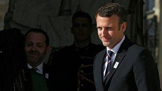 Macron forme un gouvernement paritaire
