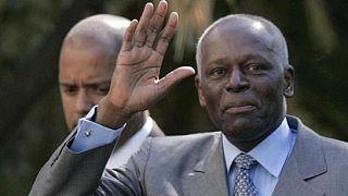 Incertitudes autour de l'état de santé du président angolais Dos Santos