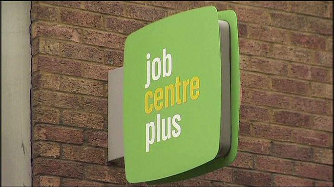 Великобритания: самый низкий уровень безработицы за 42 года