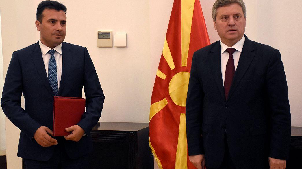 Mégis baloldali kormány lesz Macedóniában