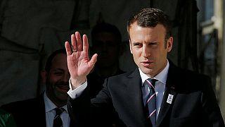 Frankreichs Regierungsmannschaft steht