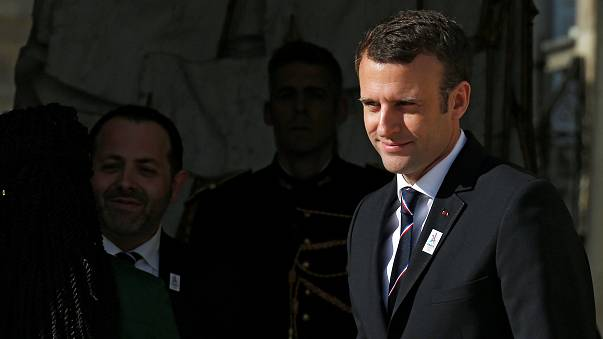 New French president Macron chooses government from across political spectrum