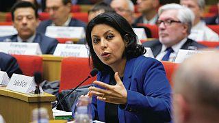 """ليلى عيشي مرشحة """"الجمهورية إلى الأمام """" تنفي دعمها لجبهة البوليساريو"""