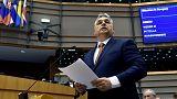Європарламент: попередження Угорщині