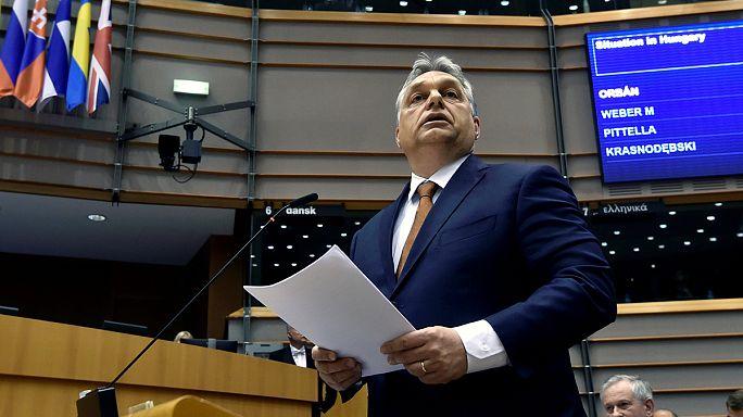 Il Parlamento europeo lancia una procedura per sanzionare l'Ungheria