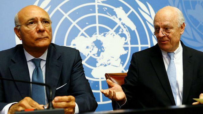 الأمم المتحدة تقترح وثيقة تمهد لاعداد دستور جديد لسوريا