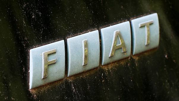 Italy in trouble over alleged Fiat Chrysler emission-test cheating