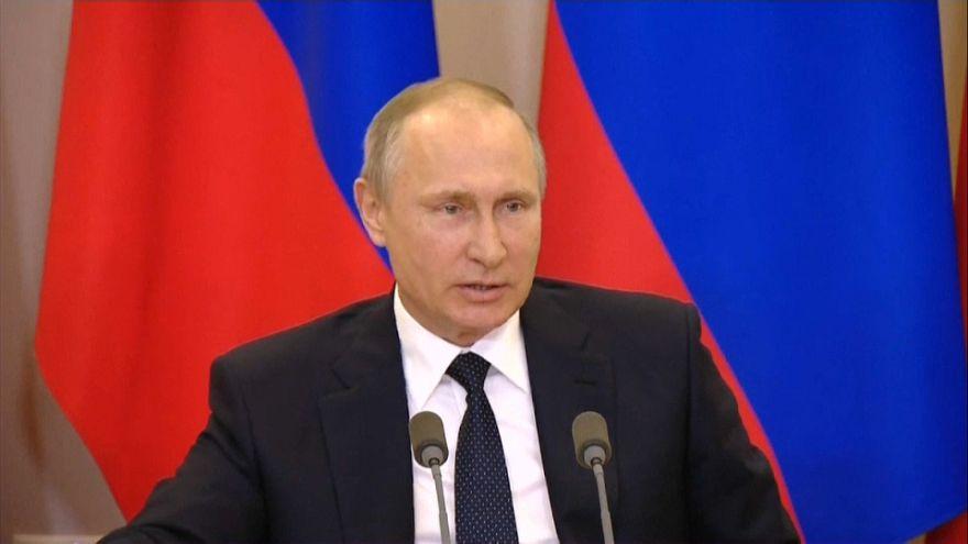 بوتين مستعد لكشف مضمون المحادثات بين ترامب ولافروف
