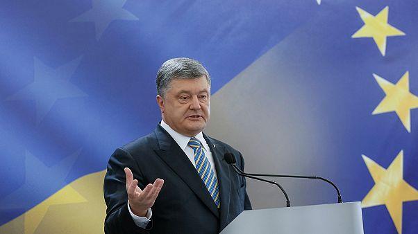 Vízummentességet kapott Ukrajna az EU-tól