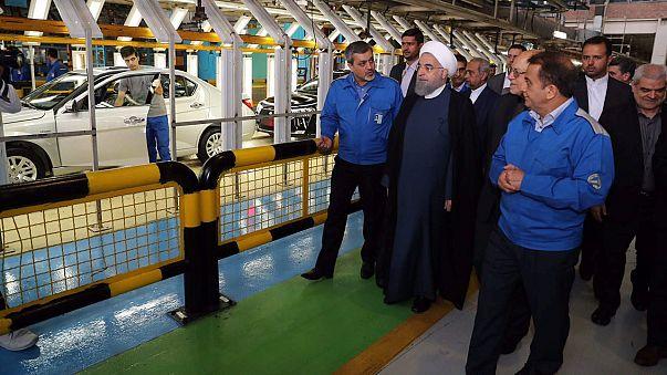 Irão: Economia inicia retoma um ano apó o fim do bloqueio
