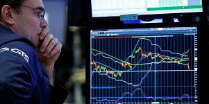 Нервный день для американских фондовых рынков