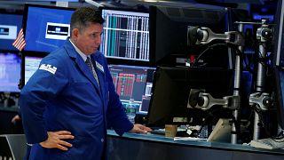 Börsenvertrauen in Trump erschüttert