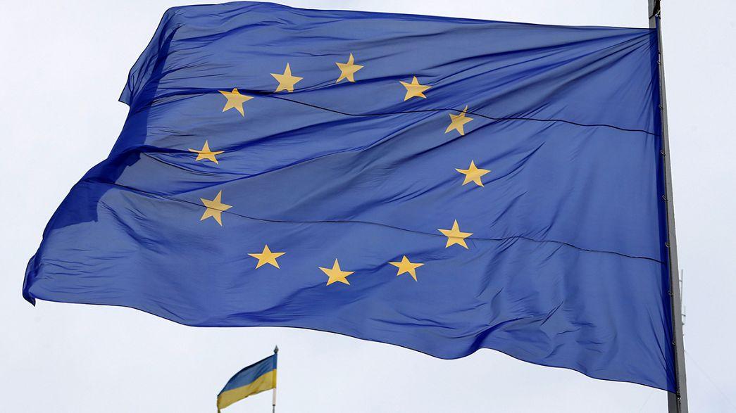 """""""Breves de Bruxelas"""": voto contra Hungria e sinais para Ucrânia"""
