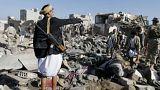 مقتل أكثر من 20 مدنياً بينهم أطفال بغارة للتحالف العربي
