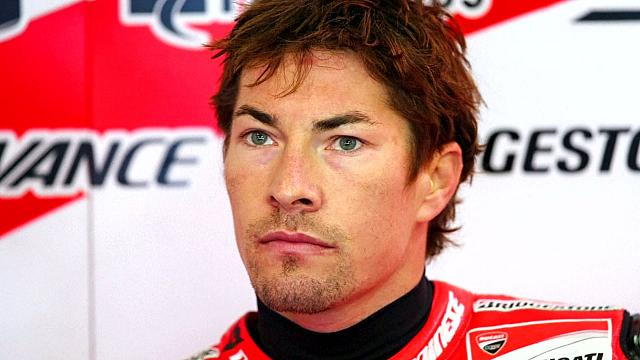 Nicky Hayden injured in bicycle collision with car