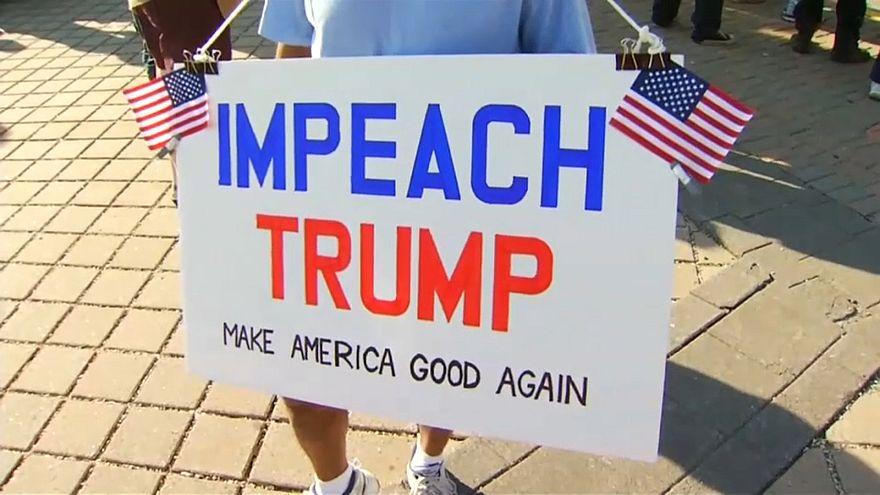 Aumentan las voces que reclaman la destitución de Donald Trump
