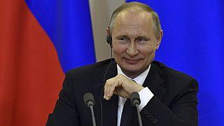 Putin describes latest US-Russia intelligence row as 'political schizophrenia'