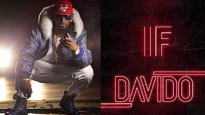 """La star de la musique américaine R Kelly remixe """"IF"""" du Nigérian Davido"""