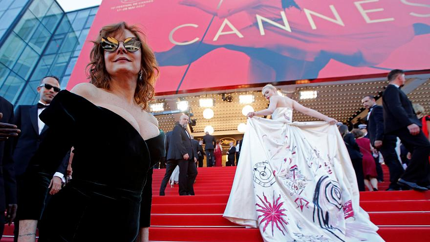 Cannes film festival welcomes Palme d'Or jury