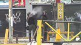 Embattled Venezuelan government send troops to combat protester violence