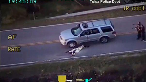 مامور پلیس دیگری در آمریکا از اتهام قتل یک سیاهپوست تبرئه شد