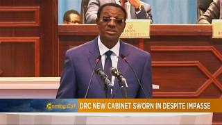 DRC: New cabinet sworn in despite political impasse [The Morning Call]