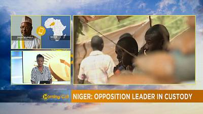 Niger: Opposition leader in custody [The Morning Call]