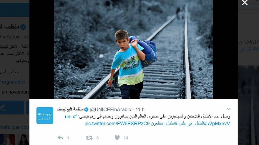 تقرير: المهربون وتجار البشر يستغلون الأعداد المتزايدة للأطفال المهاجرين دون مرافق