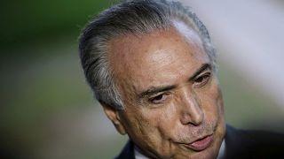 Brezilya'da devlet başkanı Temer'in ses kaydı iddiası ülkeyi karıştırdı