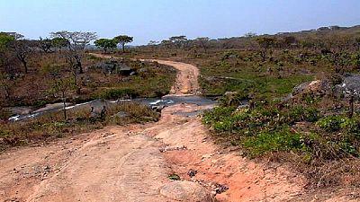 Selon l'ONU, plus d'un million d'Angolais seraient touchées par la sécheresse
