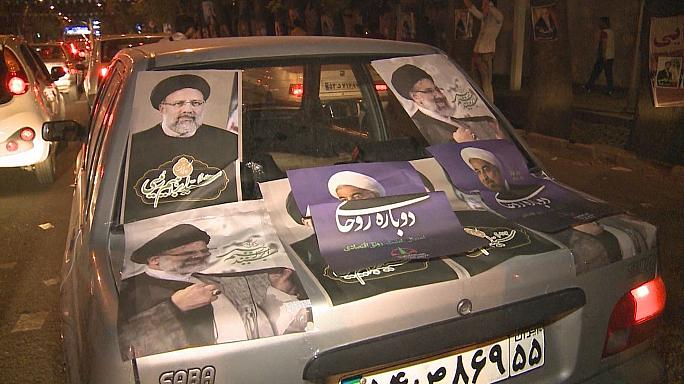 اختتام الحملة الانتخابية في ايران وحظوظ روحاني في الفوز كبيرة
