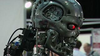 Was Roboter alles können...