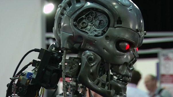 Innorobo Robot Teknolojileri Festivali Paris'te