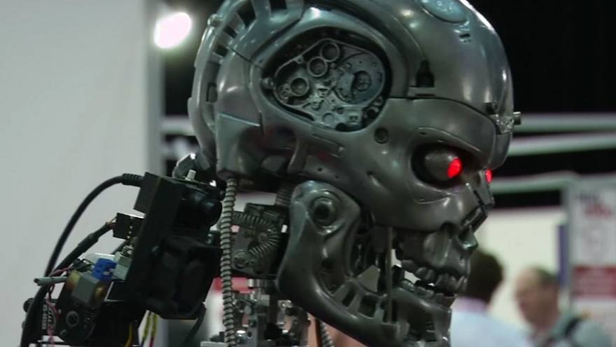 مهرجان إينوروبو في باريس.. استعراض لأحدث الروبوتات العالمية
