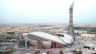 Le Qatar dévoile son stade climatisé sept ans avant la coupe du Monde 2022