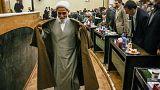 ناطق نوری از ریاست بازرسی دفتر رهبر ایران استعفا داد